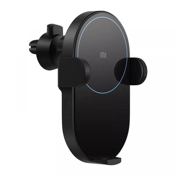 Suport / Incarcator wireless auto Xiaomi Mi WCJ02ZM, 20W, USB-C 0