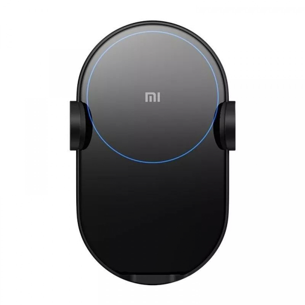 Suport / Incarcator wireless auto Xiaomi Mi WCJ02ZM, 20W, USB-C 1