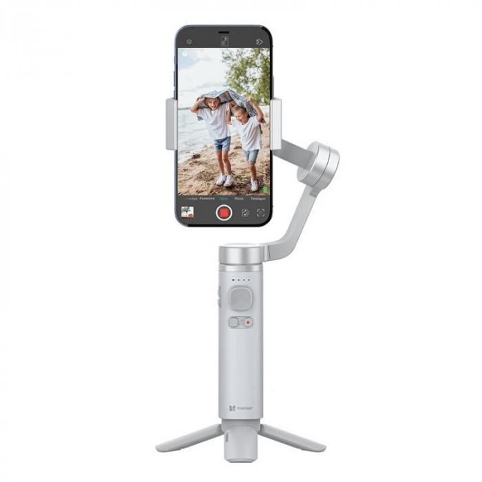 Stabilizator gimbal pliabil pe 3 axeFunSnap Capture π pentru smartphone 0