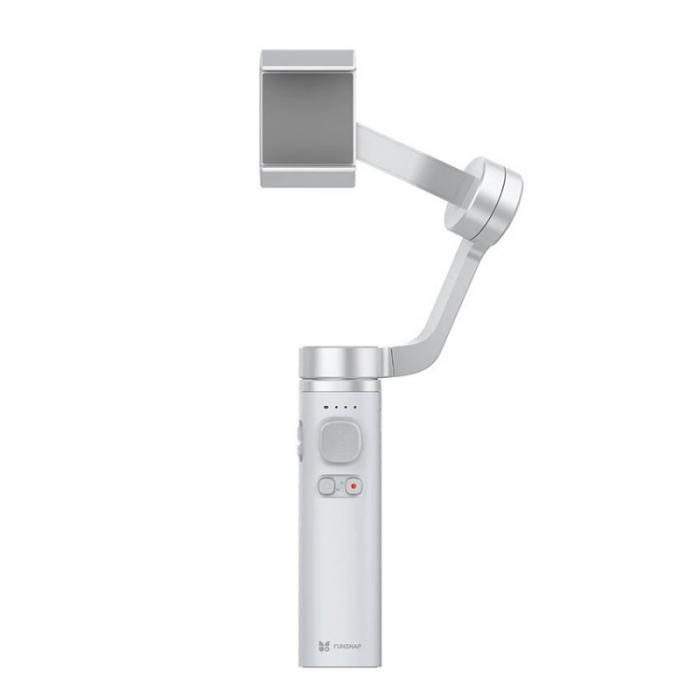 Stabilizator gimbal pliabil pe 3 axeFunSnap Capture π pentru smartphone 1