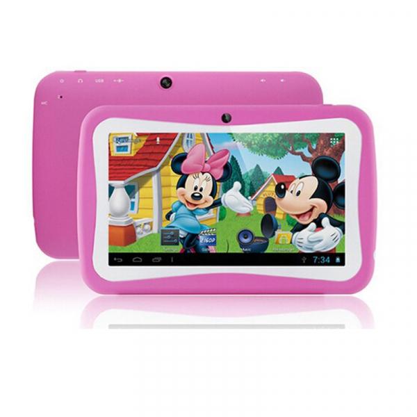 Tableta Beneve M755E7, 7 inch, Android 7, Wifi, 1GB RAM 8GB ROM, 2500 mAh, Slot card, Camera 2MP imagine