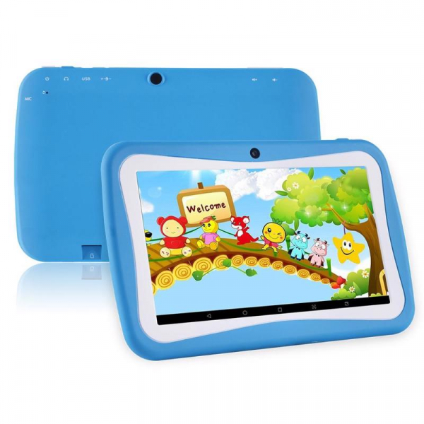 Tableta Beneve M755, 7 inch, Android 7, Wifi, 1GB RAM 8GB ROM, 2500 mAh, Slot card, Camera 2MP 1