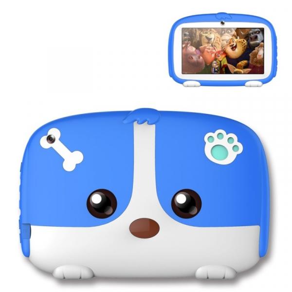 """Tableta STAR Q718, 3G, LCD 7"""", Android 9, 1GB RAM, 16GB ROM, Wi-Fi, Camera, Slot card, 2800mAh, Albastru 4"""