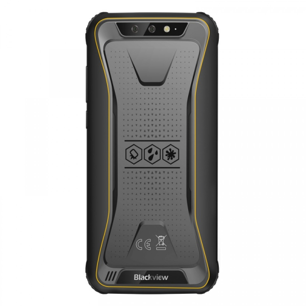 Telefon mobil Blackview BV5500 Plus 3/32 Galben 2
