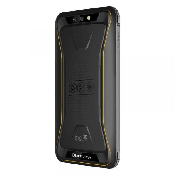 Telefon mobil Blackview BV5500 Plus 3/32 Galben 3