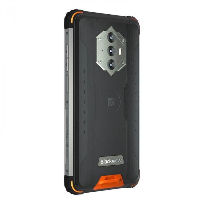 Telefon mobil Blackview BV6600E 4/32 Orange [4]