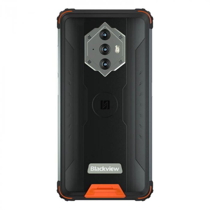 Telefon mobil Blackview BV6600E 4/32 Orange [5]