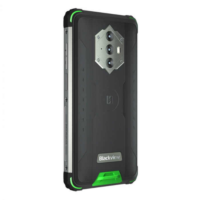 Telefon mobil Blackview BV6600E 4/32 Verde [3]