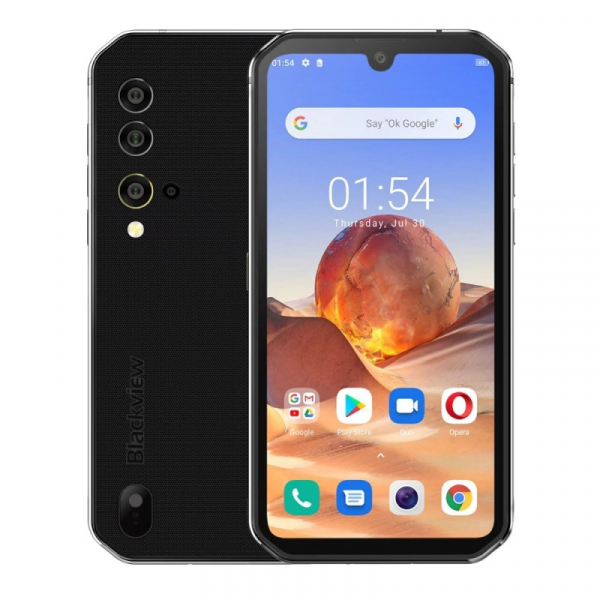 Telefon mobil Blackview BV9900E 6/128 Silver 0