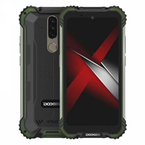 Telefon mobil Doogee S58 Pro 6/64 Verde 0
