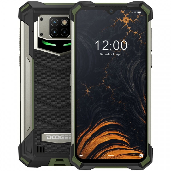 Telefon mobil Doogee S88 Pro 6/128 Verde Resigilat [0]
