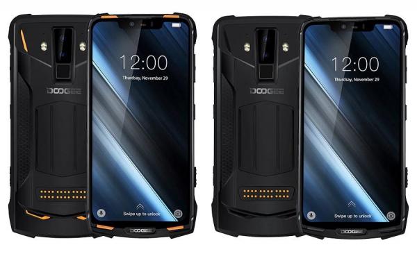 Telefon mobilmodularDoogee S90, IPS 6.18inch,Android 8.1, OctaCore, 6GB RAM, 128GB ROM, Waterproof 0