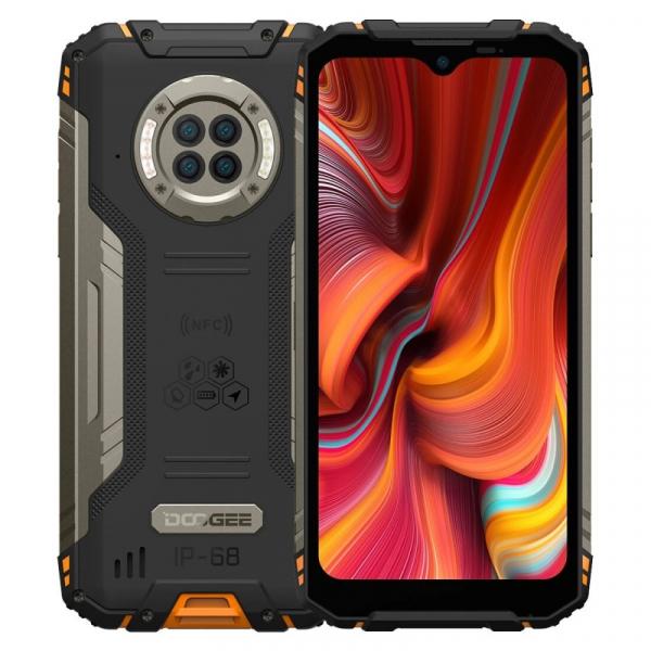 Telefon mobil Doogee S96 Pro 8/128 Orange 0