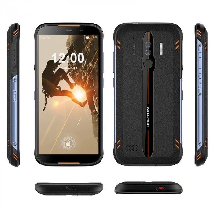 Telefon mobil HomTom HT80 2/16 Orange [5]