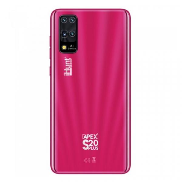 Telefon mobil iHunt S20 Plus ApeX 2021 2/16 Rosu 2