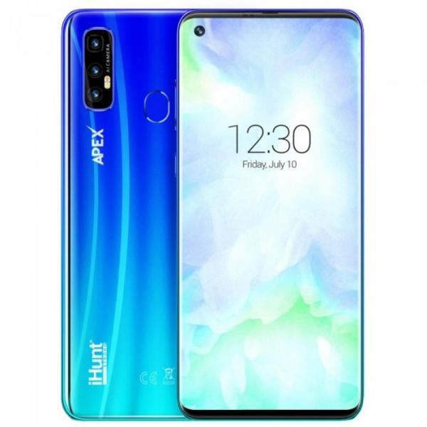 Telefon mobil iHunt S20 Ultra ApeX 2021 3/32 Albastru 0