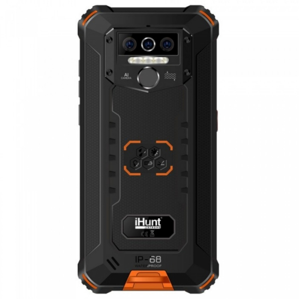 Telefon mobil iHunt Titan P8000 Pro 2021 4/32 Orange 2