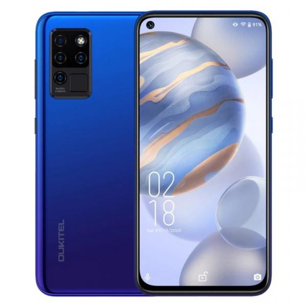Telefon mobil Oukitel C21 4/64 Albastru 0