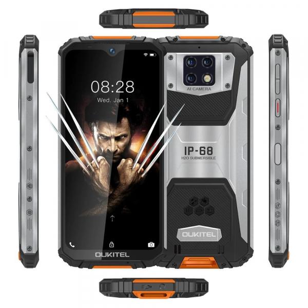Telefon mobil Oukitel WP6 6/128 orange 1