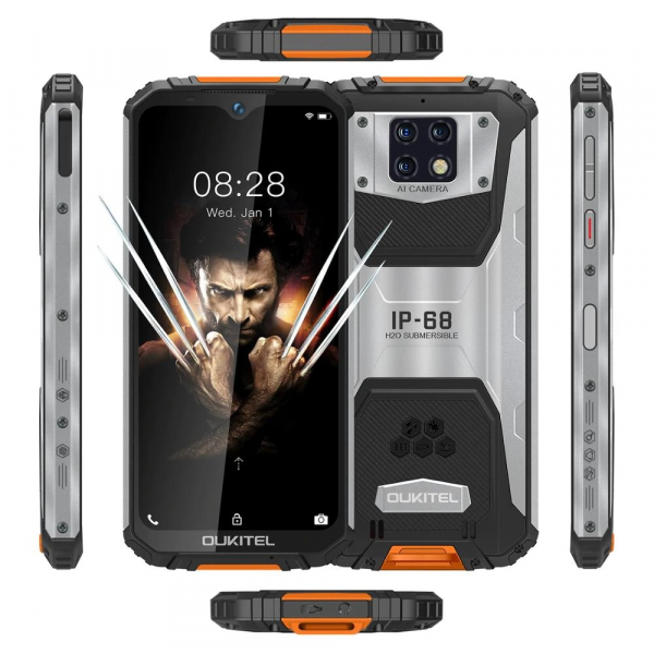 Telefon mobil Oukitel WP6 4/128 Orange 1