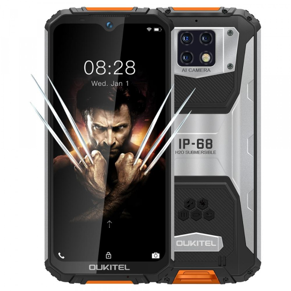 Telefon mobil Oukitel WP6 4/128 Orange 0