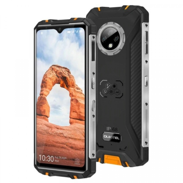 Telefon mobil Oukitel WP8 Pro 4/64 Orange 2