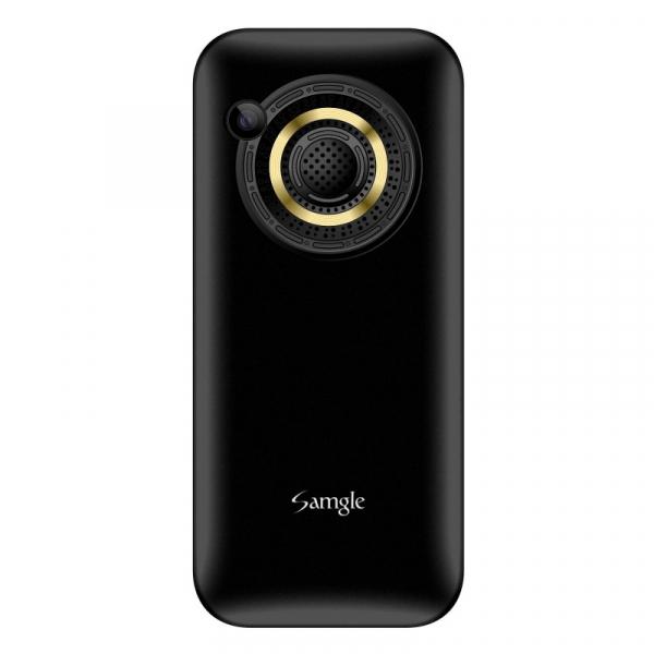 Telefon mobil Samgle Halo Negru 2