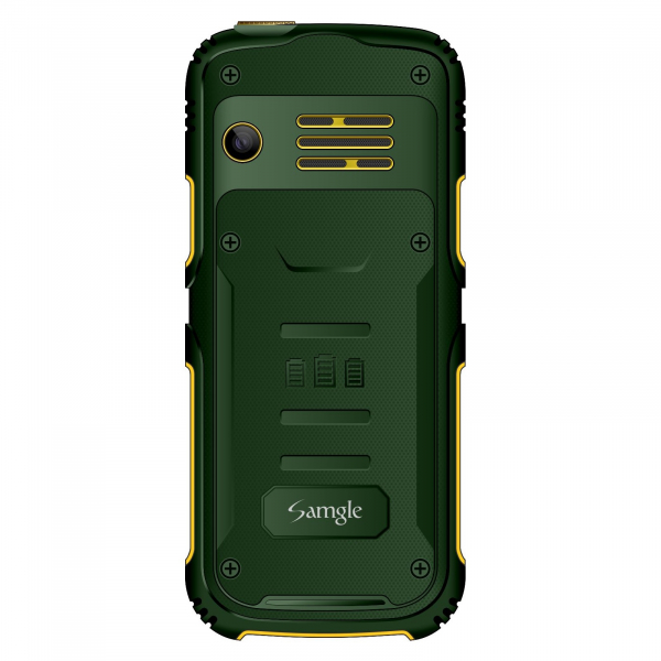 Telefon mobil Samgle Armor Verde 2