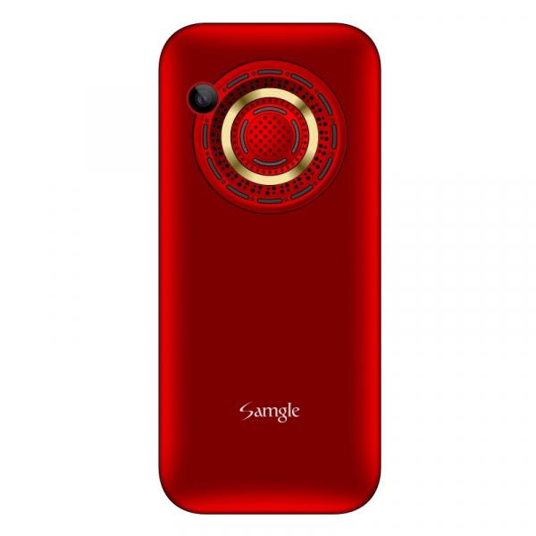 Telefon mobil Samgle Halo Rosu 2
