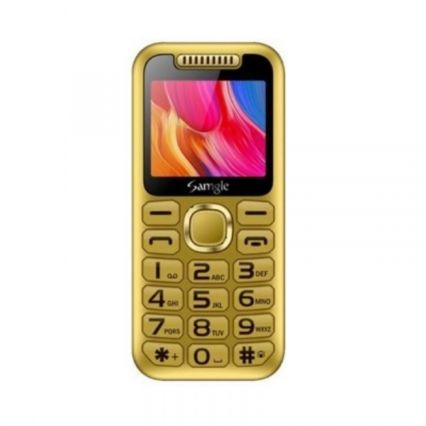Telefon mobil Samgle Halo Gold 1