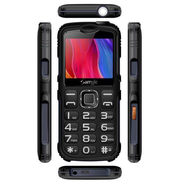 Telefon mobil Samgle Armor Negru 3