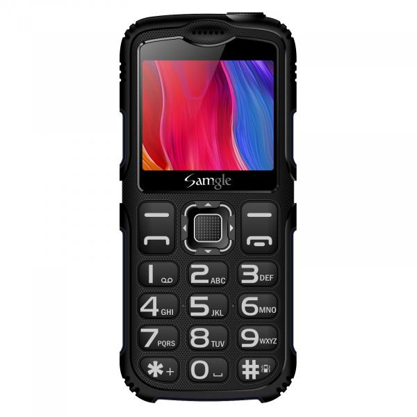 Telefon mobil Samgle Armor Negru 1