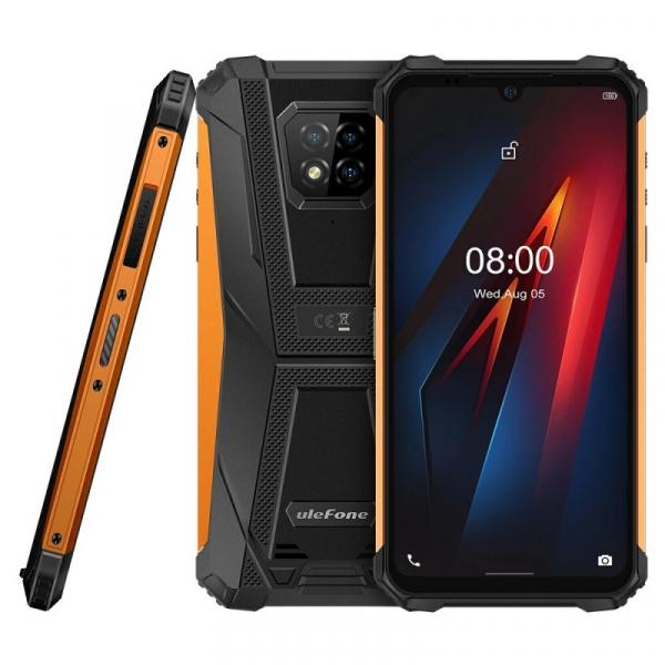 Telefon mobil Ulefone Armor 8 4/64 Orange 3