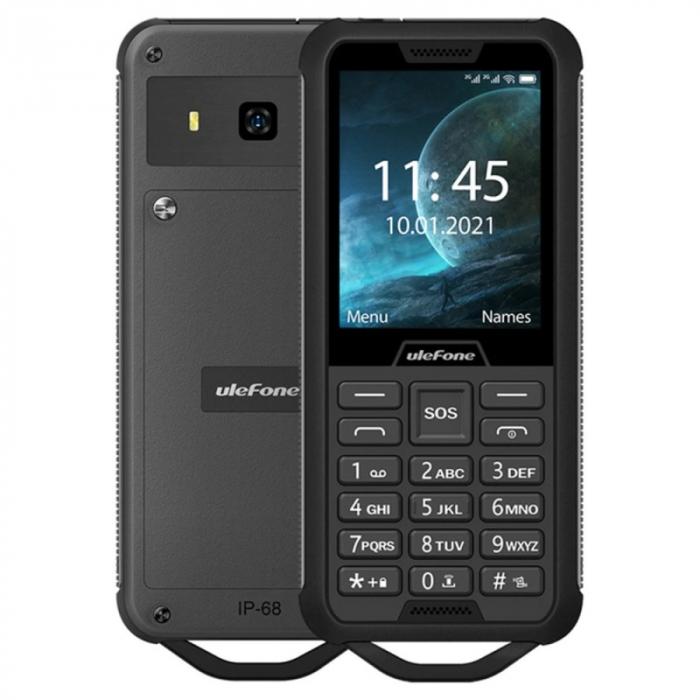 Telefon mobil Ulefone Armor Mini 2 grey imagine dualstore.ro 2021