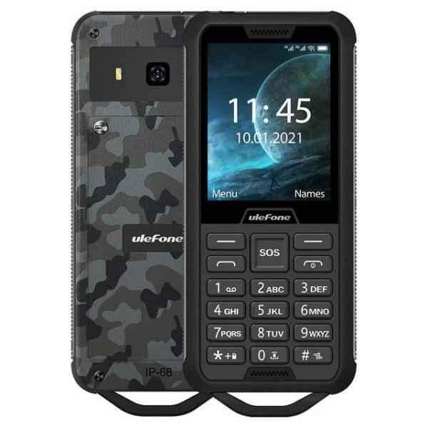 Telefon mobil Ulefone Armor Mini 2 Camuflaj imagine dualstore.ro 2021