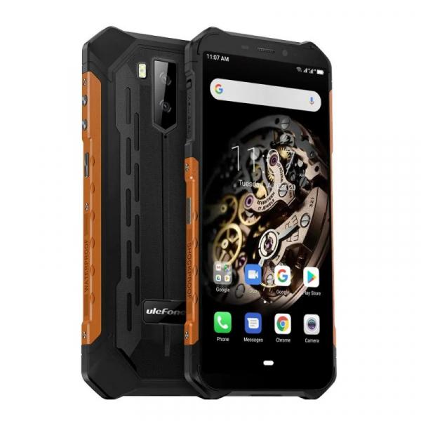 Telefon mobil Ulefone Armor X5 3/32 Android 10.0 Orange 1
