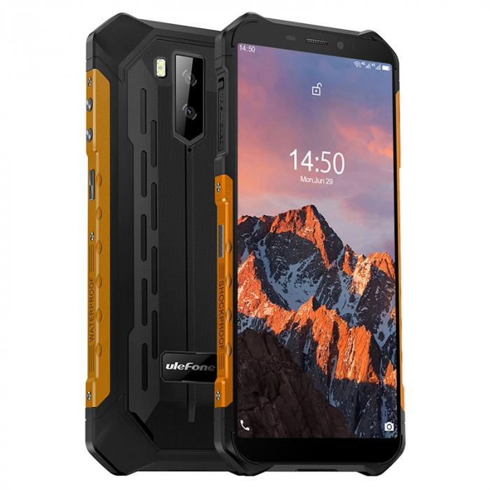 Telefon mobil Ulefone Armor X5 PRO Orange [0]