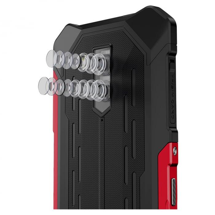 Telefon mobil Ulefone Armor X5 PRO Rosu [5]