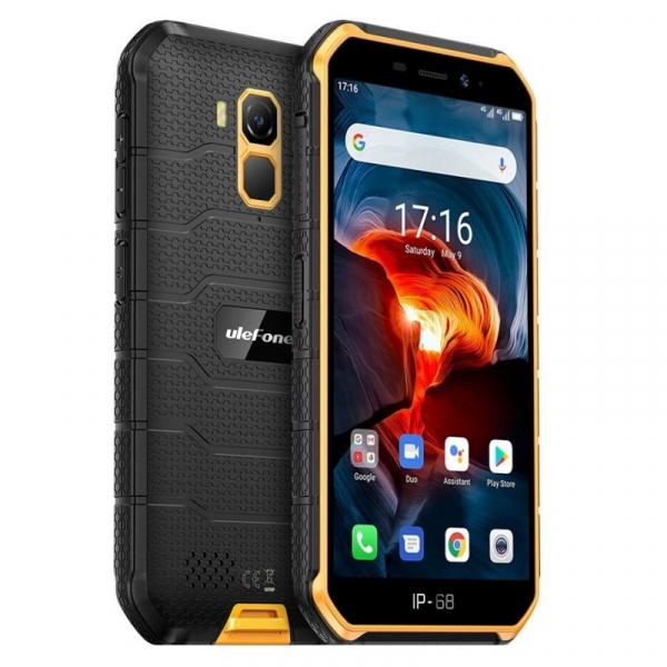 Telefon mobil Ulefone Armor X7 Pro 4/32 Orange 3
