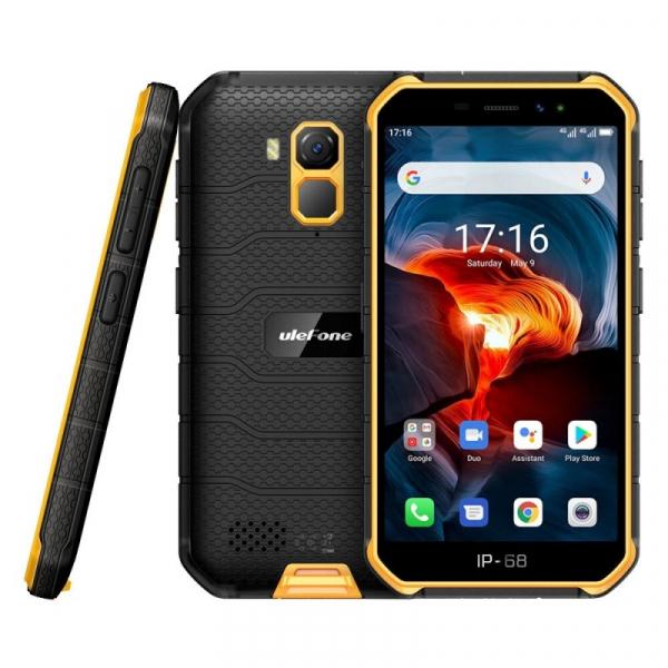 Telefon mobil Ulefone Armor X7 Pro 4/32 Orange 4
