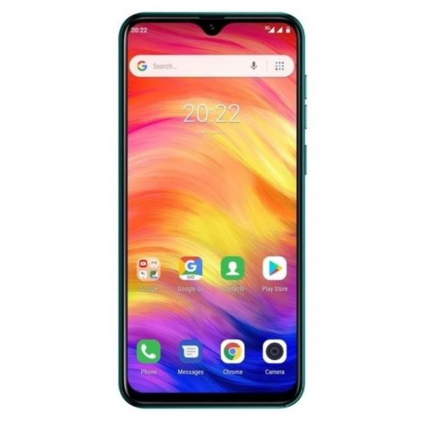 Telefon mobil Ulefone Note 7, IPS 6.1inch, 1GB RAM, 16GB ROM, Android 8.1 GO, MT6580 QuadCore, 3500mAh, Dual SIM, Verde 1