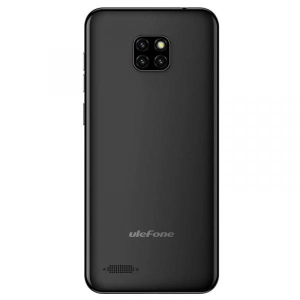 Telefon mobil Ulefone Note 7, IPS 6.1inch, 1GB RAM, 16GB ROM, Android 8.1 GO, MT6580 QuadCore, 3500mAh, Dual SIM, Negru 2