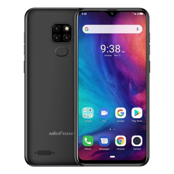 Telefon mobil Ulefone Note 7P, IPS 6.1inch, 3GB RAM, 32GB ROM, Android 9.0, Helio A22, PowerVR GE8300, QuadCore, 3500mAh, Dual Sim imagine