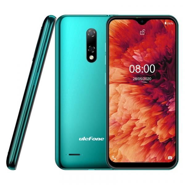 Telefon mobil Ulefone Note 8P 2/16 Verde 2