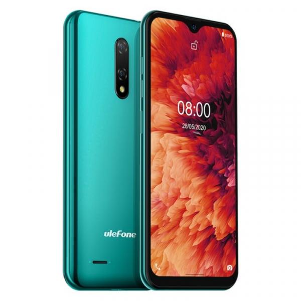 Telefon mobil Ulefone Note 8P 2/16 Verde 3