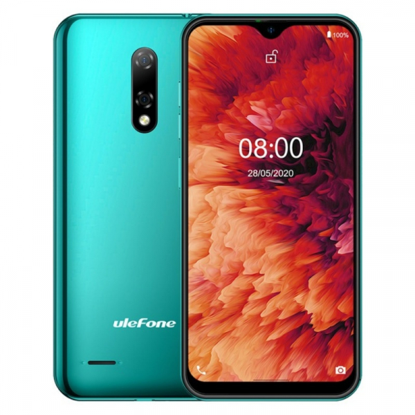 Telefon mobil Ulefone Note 8P 2/16 Verde 0