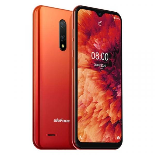Telefon mobil Ulefone Note 8P 2/16 Orange 4