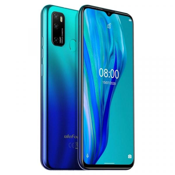 Telefon mobil Ulefone Note 9P 4/64 Albastru 3