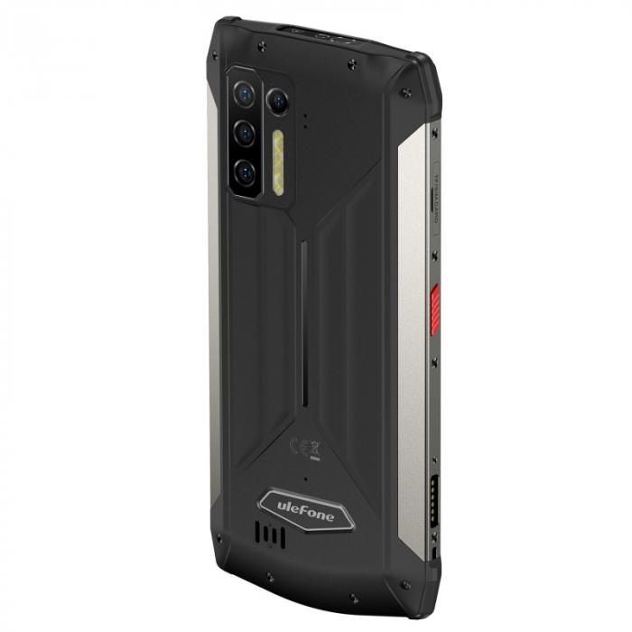 Pachet telefon mobil Ulefone Power Armor 13 8/256 Negru + Endoscop Ulefone E1 [8]