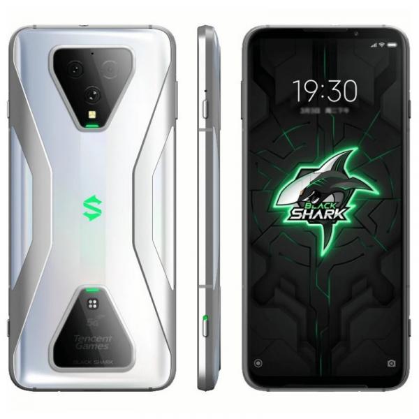 Telefon mobil Xiaomi Black Shark 3 8/128 Silver 3